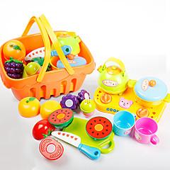 Toy Foods Plast Dětské