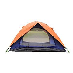2人 テント 折り畳みテント キャンプテント キャンバス 防湿 防水 保温 折り畳み式 テント