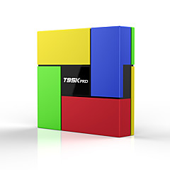 Amlogic S912 Octa Core Android TV Box,RAM 3GB ROM 32GB Octa コア 無線LANの802.11b ブルートゥース 4.0