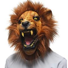 Masky zvířat Lev