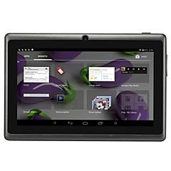 7 tuumainen Android Tablet (Android 4.4 1024*600 Kaksiydin 512MB RAM 8Gt ROM)