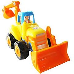 Spielzeugautos zum Aufziehen Aufziehbare Spielsachen Baustellenfahrzeuge Aushubmaschine Spielzeuge Gabelstapler Aushebemaschinen keine