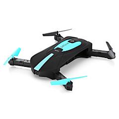 Drone JY018 Canal 4 6 Eixos Com Câmera HD de 2.0MP Retorno Com 1 Botão Modo Espelho Inteligente Upside-Down VôoQuadcóptero RC Controle