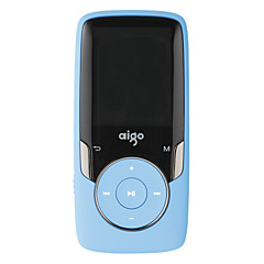 Aigo MP3 MP3 / WMA / WAV / FLAC / APE Şarj Edilebilir Li-Ion Pil