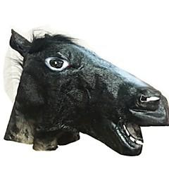 Halloweenské masky Masky zvířat Kůň Horor Téma Unisex