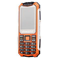 vkworld V3S ≤3 tommers Mobiltelefon ( 32MB + Annet 0.3 MP Annet 2200 )