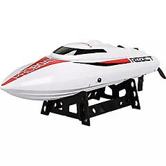 RTRPRB08024 Speedboat Plastik Kanały 10 KM / H