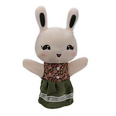 Fingerpuppe Rabbit Baumwolle Kleidung