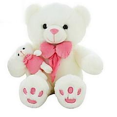 צעצועים ממולאים בובות צעצועים ברווז חיות Bear סימולציה לא מפורט חתיכות