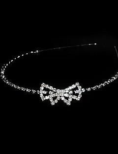 lindo headbands cristalinas do casamento de noiva (ts0064)