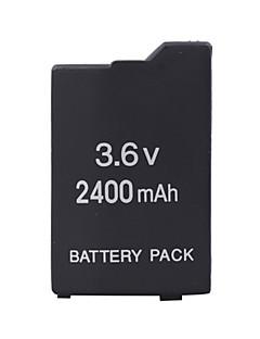 batterij pack voor Sony PSP (2400mAh)