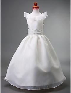 TEKLA - kjole til blomsterpige i organza
