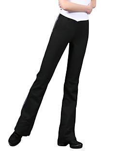 Pantalones y Faldas(Negro,Algodón,Ballet / Danza Latina / Yoga) -Ballet / Danza Latina / Yoga- paraMujerPrimavera, Otoño, Invierno,