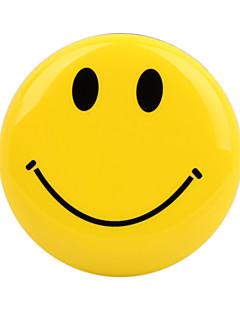 sorridente lettore mp3 con micro sd card reader