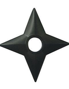 Naruto Shuriken Plastic Anime Cosplay Weapon