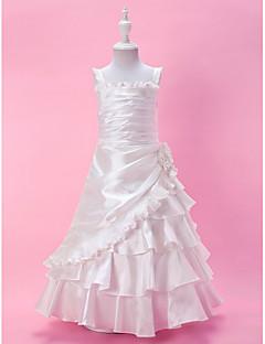 HONORA - Kleid für Blumenmädchen aus Tafft
