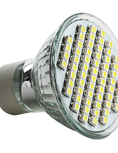 Spot LED Blanc Naturel MR16 GU10 4W 60 SMD 3528 180 LM AC 100-240 V