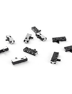 Replacement Power Switch for Nintendo DS Lite (10-Pack)