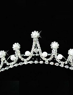 Gorgeous Rhinestone Wedding Flower Girl Tiara