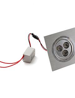 Lampes Encastrées / Plafonniers Blanc Naturel Encastrée Moderne W 3 LED Haute Puissance 270 LM AC 85-265 V