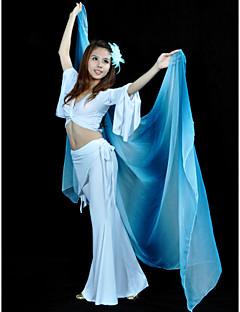 Acessórios de Dança Acesssórios de Palco Mulheres Actuação Seda