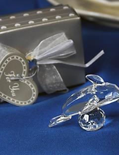 Bruid Bloemenmeisje Ringdrager Baby en kinderen Gifts Stuk / Set Kristallen Artikelen Glam Klassiek Modern Bruiloft Verjaardag Nieuwe baby