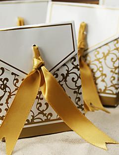 50-jähriges Bestehen zugunsten Box mit goldenen Schleife (Satz von 12)
