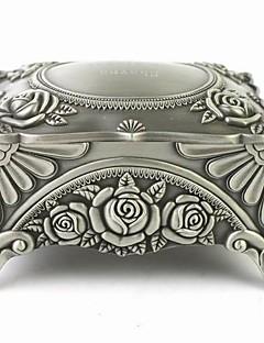 personlig fantastiska zinklegering vintage tutania kvinnor smycken innehavare