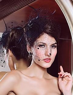 Wedding Veils Elegant Net Women's Fascinators (More Colors)