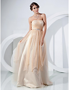 TAHIRA - kjole til kveld i tulle