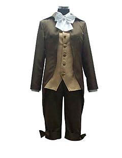 cosplay kostuum geïnspireerd door hetalia oostenrijk Roderich Edelstein