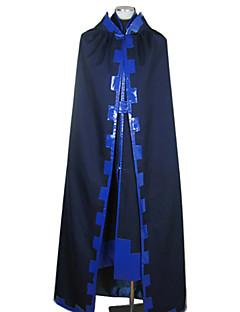 קיבל השראה מ צאבאסה Toya אנימה תחפושות קוספליי חליפות קוספליי טלאים שרוול ארוך מעיל גלימה כיסוי נעליים עבור זכר