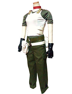 Cosplay Costume Inspired by Resident Evil Rebecca Chambers