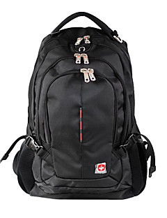 1680D uomini SwissGear una Oxford e PU Borsa a tracolla 32L / 14 pollici laptop pacchetto