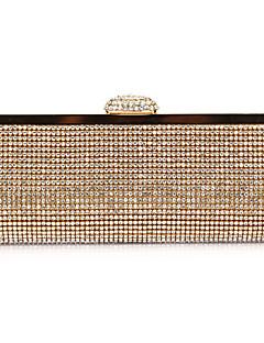 Unik Polyester med krystaller Evening Handbag / Clutcher (Flere farger)