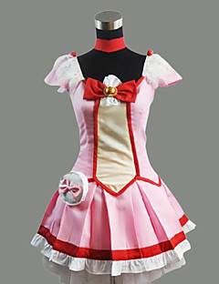 Inspired by Pretty Cure Cure Happy Cosplay Costumes