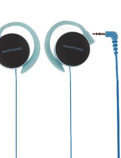 Soporte para la oreja para auriculares estéreo de estilo encantador para iPod (colores surtidos)