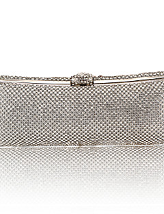 Gorgeous Crystal Avond Handtas / Koppelingen