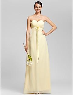 PENELOPE - kjole til brudepige i chiffon