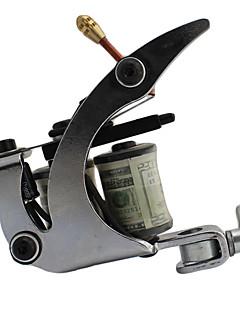 Steel Wire-cutting Tattoo Machine Gun Liner and Shader