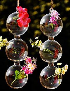 Glas Tabel Center Pieces-Niet-gepersonaliseerd Vazen Stuk / Set