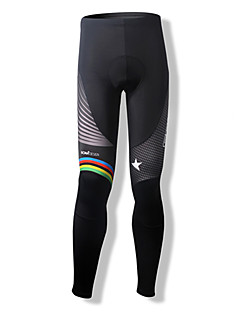 Running Tights / Pants/Trousers/Overtrousers / Bottoms Women's / Men's / UnisexBreathable / Quick Dry / Dust Proof / Anti-Insect /