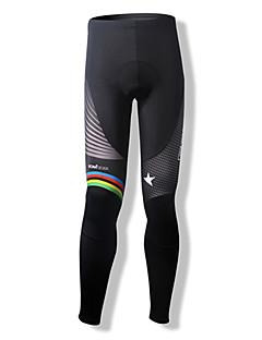 SPAKCT® Calças Elásticas para Ciclismo Mulheres / Homens / UnissexoRespirável / Mantenha Quente / Secagem Rápida / A Prova de Vento / Á