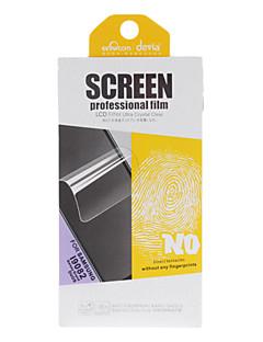 Odchylka Anti-otisků prstů a proti oslnění Screen Protector s čistící hadřík pro Samsung Galaxy velkého dua I9082