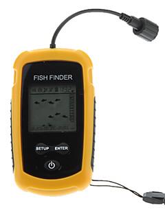 超音波式魚群探知機 水深範囲100m SetHHF-20099