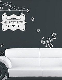 Mine Sweet Home Wall Stickers