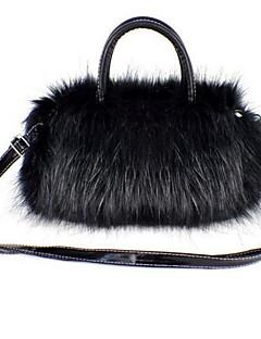 Hvid Damer - Håndtaske - Andet læder