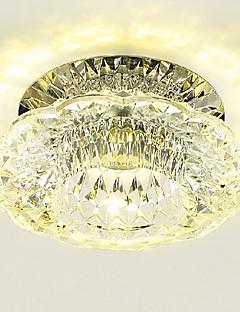 10cm Crystal Mini projecteur de plafond de la lampe LED 3W