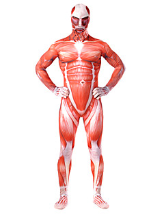 "Attack on Titan ""Colossus Titan"" Unisex Full Body Zentai"