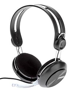 LPS-1013 bajo profundo Cómodo auricular estéreo Diseño